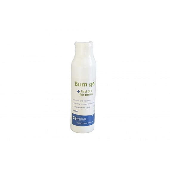 Sterile Soothing Cooling Burncare Hydrogel Burn gel 120ml