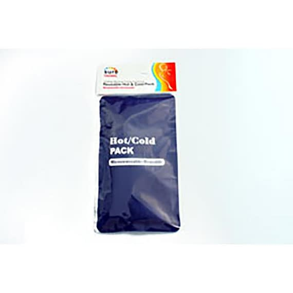Luxury reusable pack  hot and cold pack 250g in strong nylon pouch