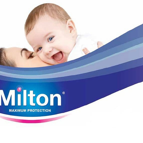 Milton - Peace of mind, all the time